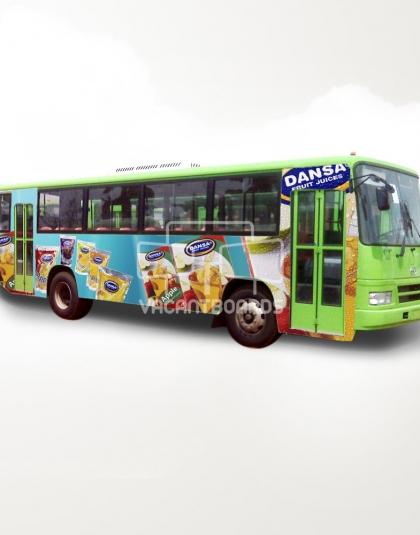 BRT Transit Advertising - Ring Road-Oluku, Edo