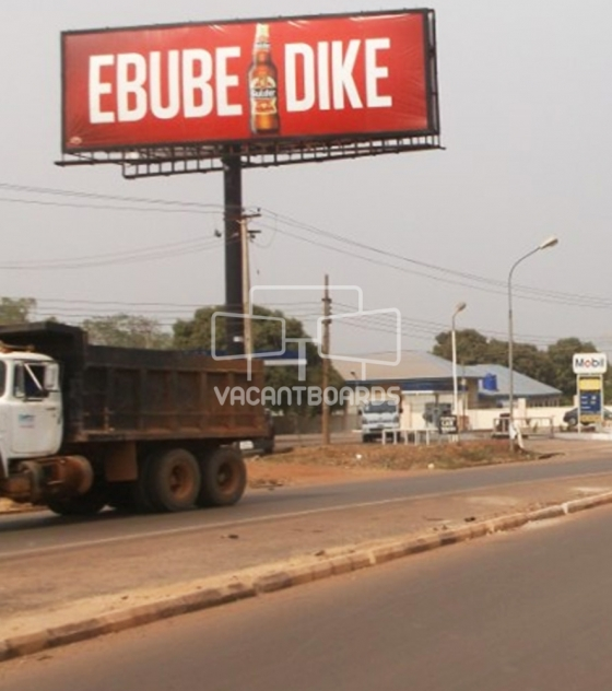 Landscape Unipole – Airport Road Peepat Petrol Station, Enugu