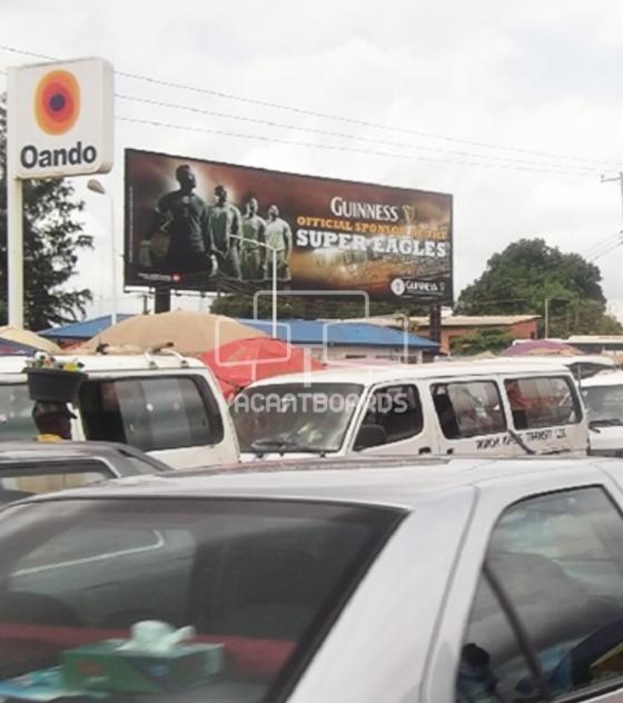 Large Format – Onitsha Expressway, Enugu