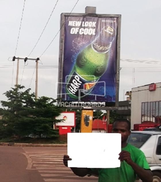 Portrait Unipole – Independent Layout, Enugu