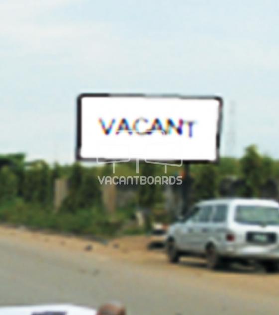 48 sheet billboard- Abeokuta Expressway, Lagos