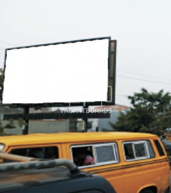 48 Sheet Billboard – Gowon Estate, Lagos