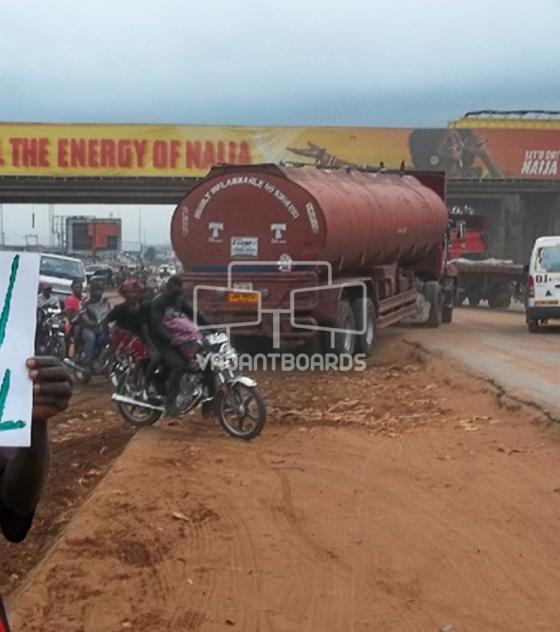Bridge Panel – Upper Iweka Flyover Onitsha, Anambra
