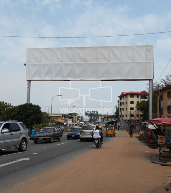 Gantry – Awka Road By Savoy Junction Onitsha, Anambra
