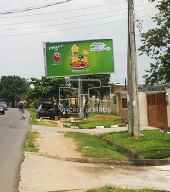 48 sheet billboard, GRA portharcourt Rivers