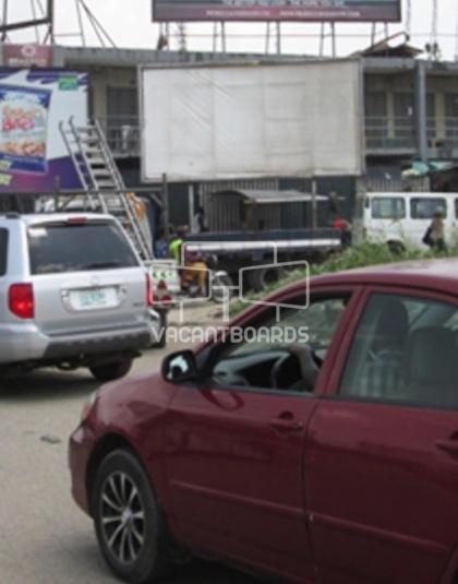 48 Sheet Billboard - Trade Fair Complex Entrance, Lagos