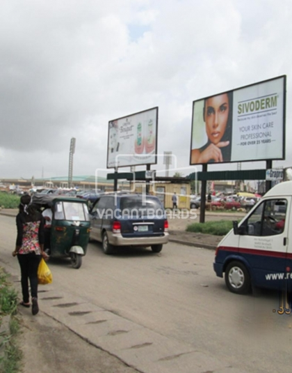 48 Sheet Billboard - Trade Fair Complex, Lagos