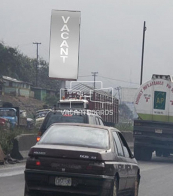 Portrait Unipole – Lagos Ibadan Express Road, Lagos