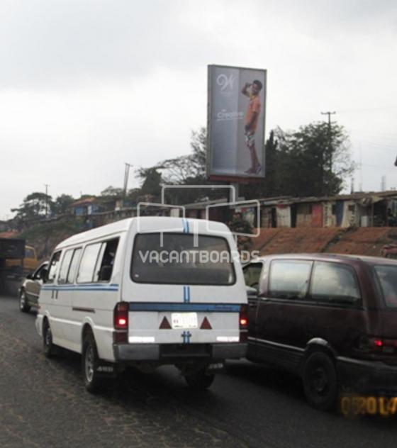 48 Sheet Billboard – Lagos Ibadan Express Way, Lagos