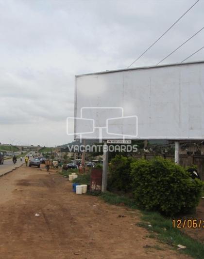 48 Sheet Billboard - Dutse Alhaji Road, Abuja