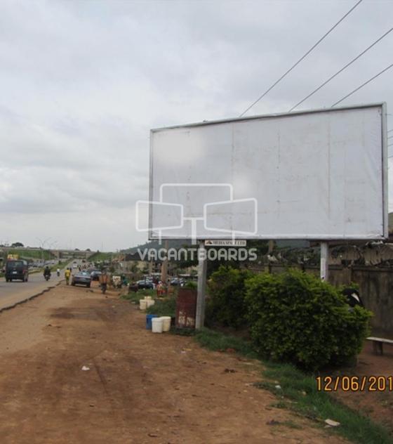 48 Sheet Billboard – Dutse Alhaji Road, Abuja