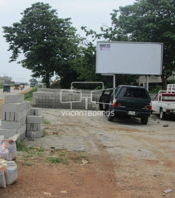 48 Sheet Billboard – Kado/Karmo Road, Abuja