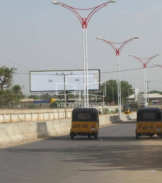 Lanndscape Unipole – Airport Road, Kano