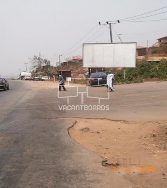 48 Sheet Billboard – Lagos-Ibadan Express Way Ibadan, Oyo