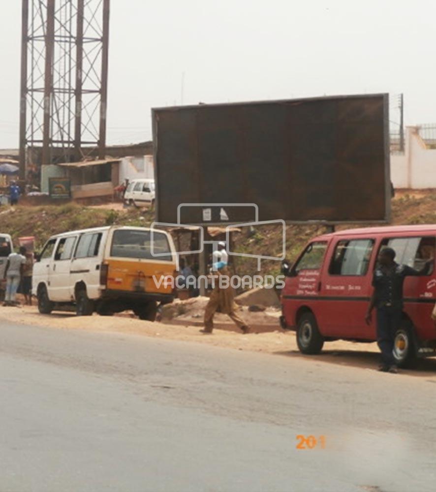 48 Sheet Billboard - Ife-Ibadan Express Way Ibadan, Oyo