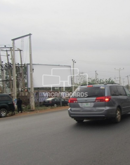 48 Sheet Billboard - Apata Road Ibadan, Oyo