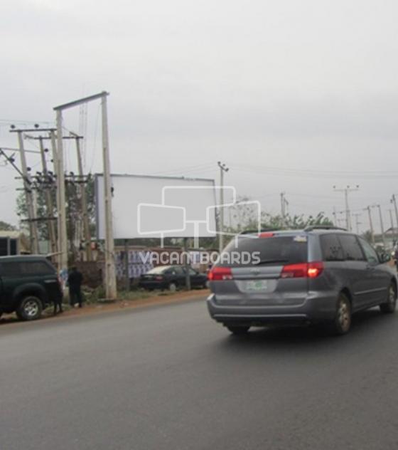48 Sheet Billboard – Apata Road Ibadan, Oyo