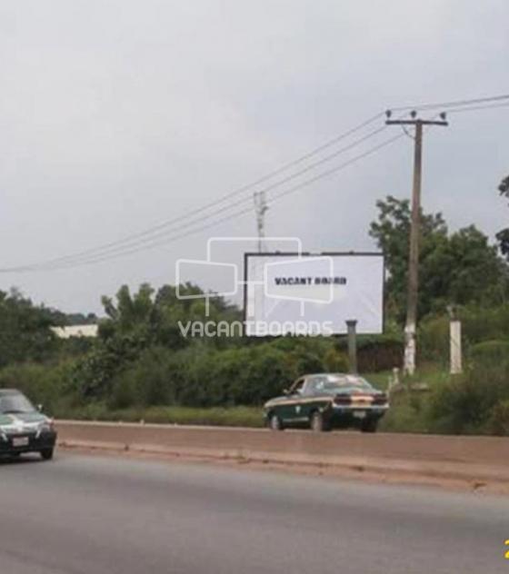48 Sheet Billboard – Lagos-abeokuta Expressway, Ogun