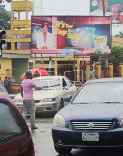 48 Sheet Billboard - Aba Road Portharcourt, Rivers