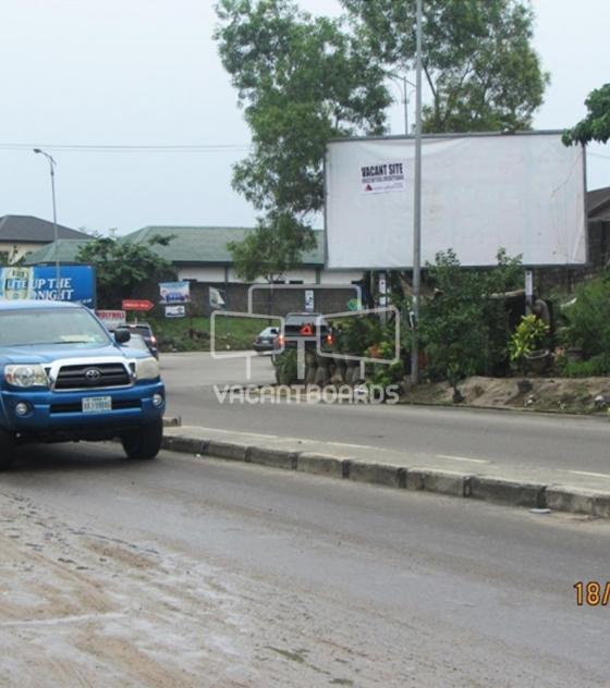 48 Sheet Billboard – Abuloma Roundabout Portharcourt, Rivers