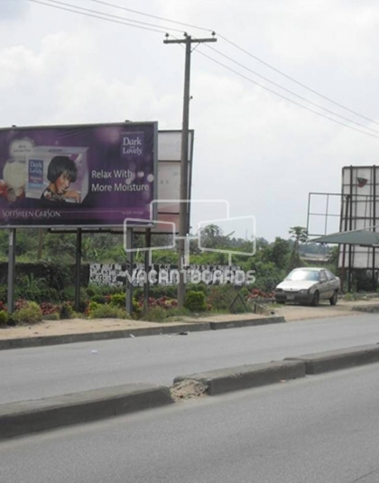 48 Sheet Billboard - Ikwere Road Portharcourt, Rivers