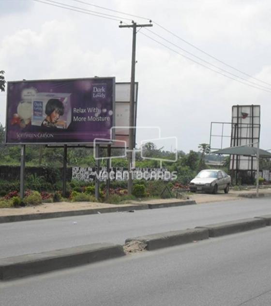 48 Sheet Billboard – Ikwere Road Portharcourt, Rivers