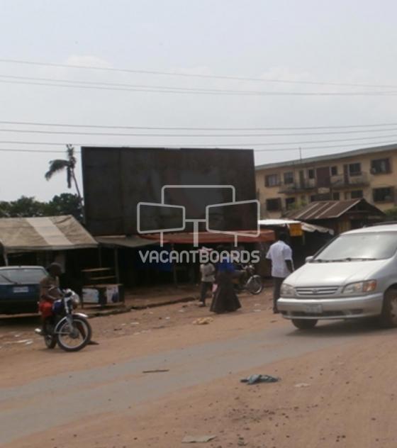 48 Sheet Billboard – Osisioma Garage Aba, Abia