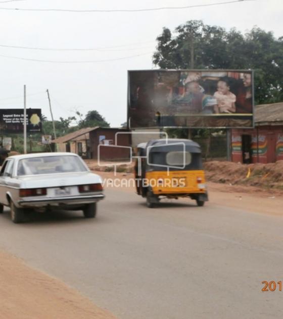 48 Sheet Billboard – Kaduna Road, Kaduna