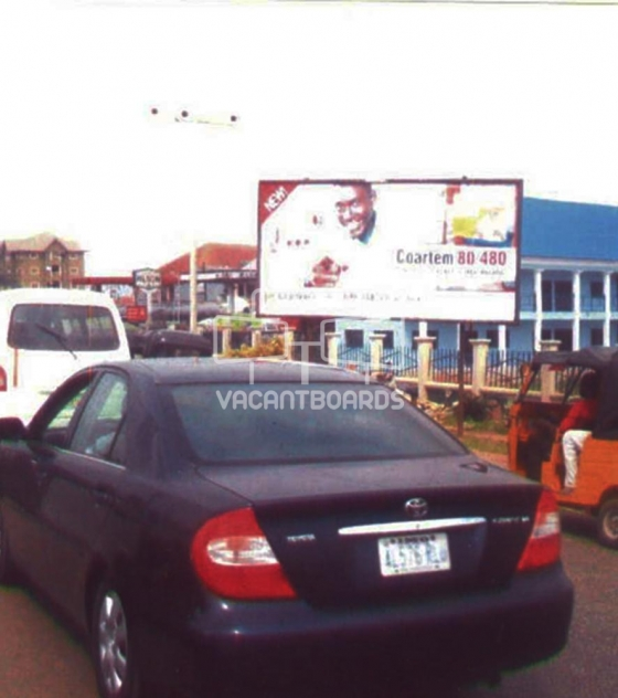 48 Sheet Billboard Abayi Aba, Abia