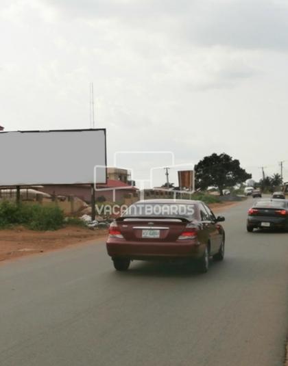 48 Sheet Billboard - Ikot-ekpene Road Umuahia, Abia