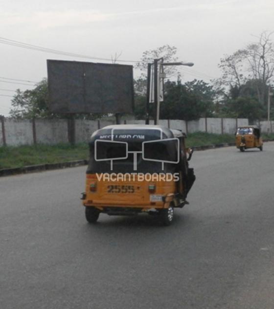 48 Sheet Billboard – Ugwuchara Road Umuahia, Abia