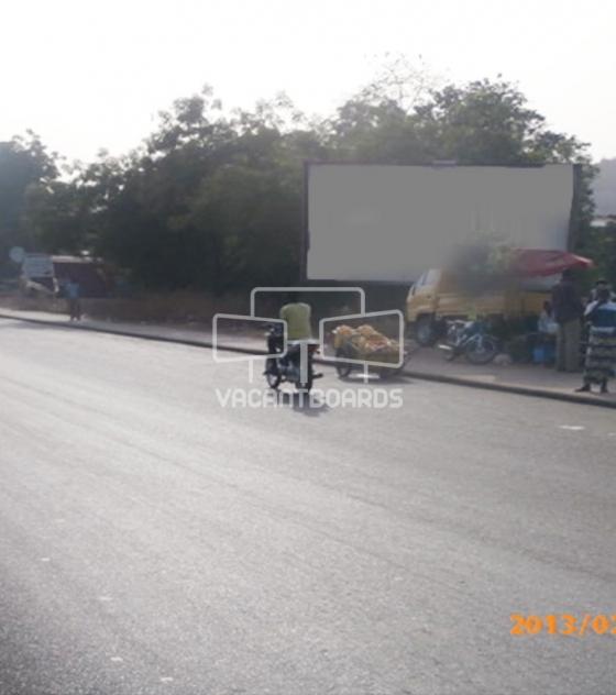 48 Sheet Billboard – Meitunbi Road Minna, Niger