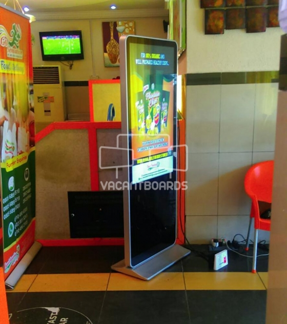 Digital Screen – Sweet Sensation, Ikoyi