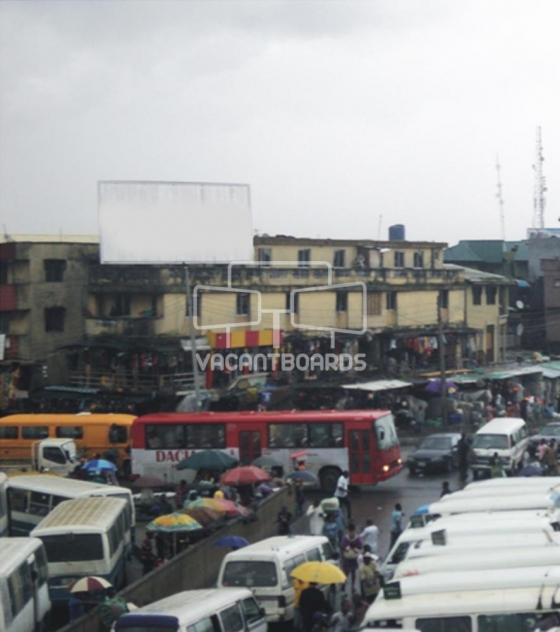 Rooftop Billboard – Oshodi – Isolo Road, Lagos