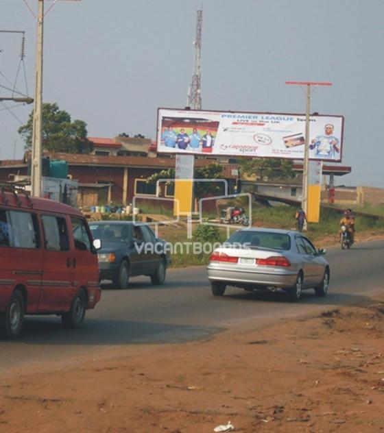 Large Format – Lagos-Ikorodu Sagamu Road, Lagos