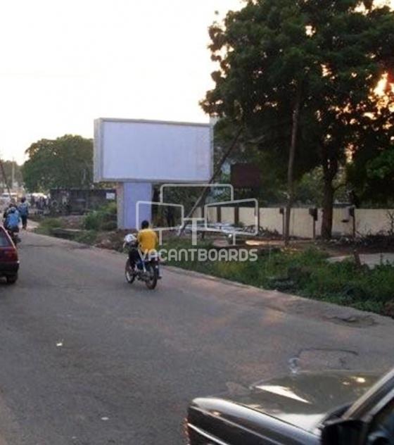 Backlit Billboard – Lagos-Ogba Isheri Road, Lagos