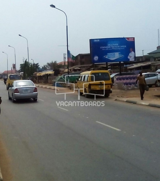 48 Sheet Billboard – Igando Road, Lagos