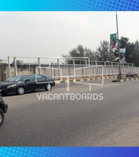 Wall Panel Billboard – Airport Road, Lagos