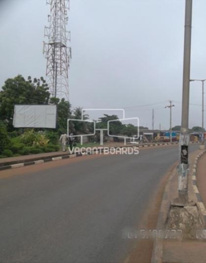 48 Sheet Billboard - Sheri-Ikotun Road, Lagos