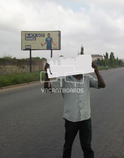 48 Sheet Billboard - Lagos-Abeokuta Express
