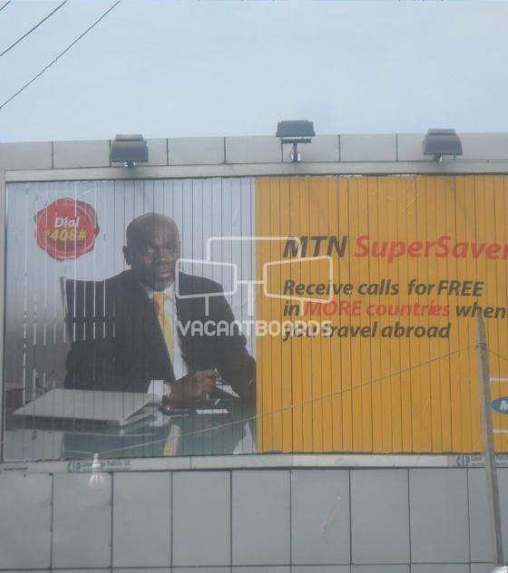 Ultra Wave Billboard – Herbert Macaulay Way, Lagos