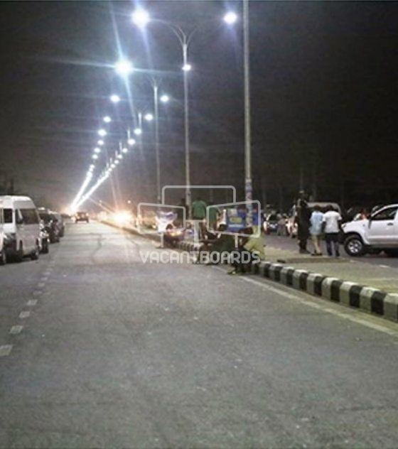 Lamp Post – Refinery Road Warri, Delta