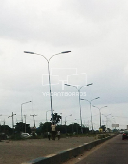 Lamp Post - Dsc Express Warri, Delta