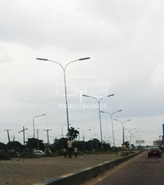 Lamp Post – Dsc Express Warri, Delta