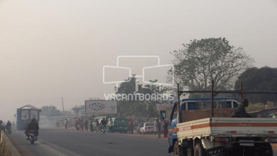 Super 48 Sheet – Kaduna Expressway, Niger