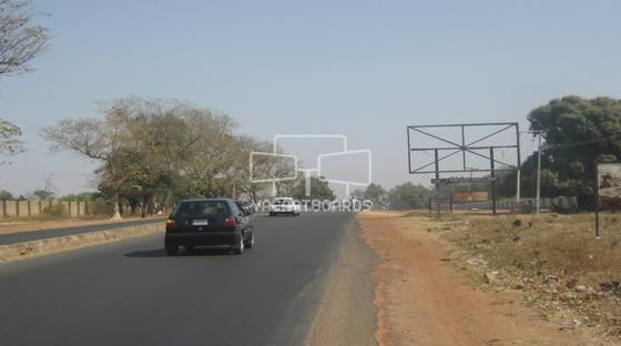 Super 48 Sheet – Samaru-Zaria Road, Niger