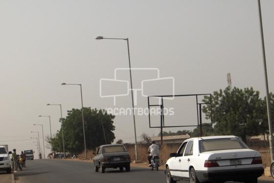 Super 48 Sheet – David Mark Road – Niger
