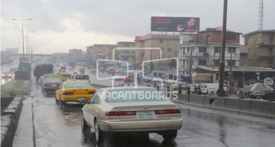 Rooftop Billboard – Fadeyi, Lagos
