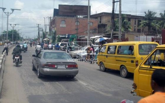 Rooftop Billboard – Ogba Road, Lagos