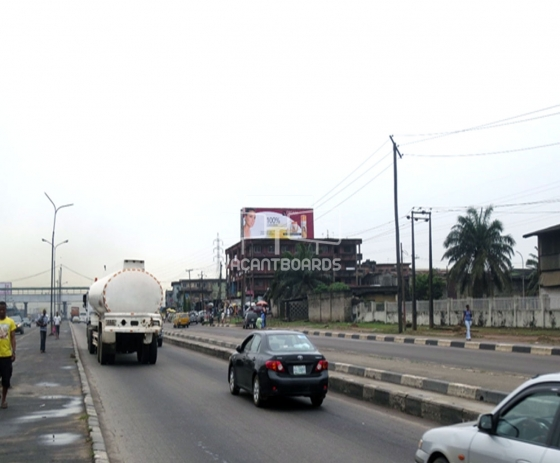 Rooftop Billboard – Ojota, Lagos